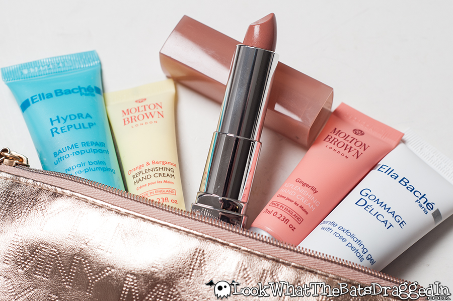 Mercedes-Benz Fashion Week Australia wrap up and beauty product haul Ella Bache Molton Brown Maybelline