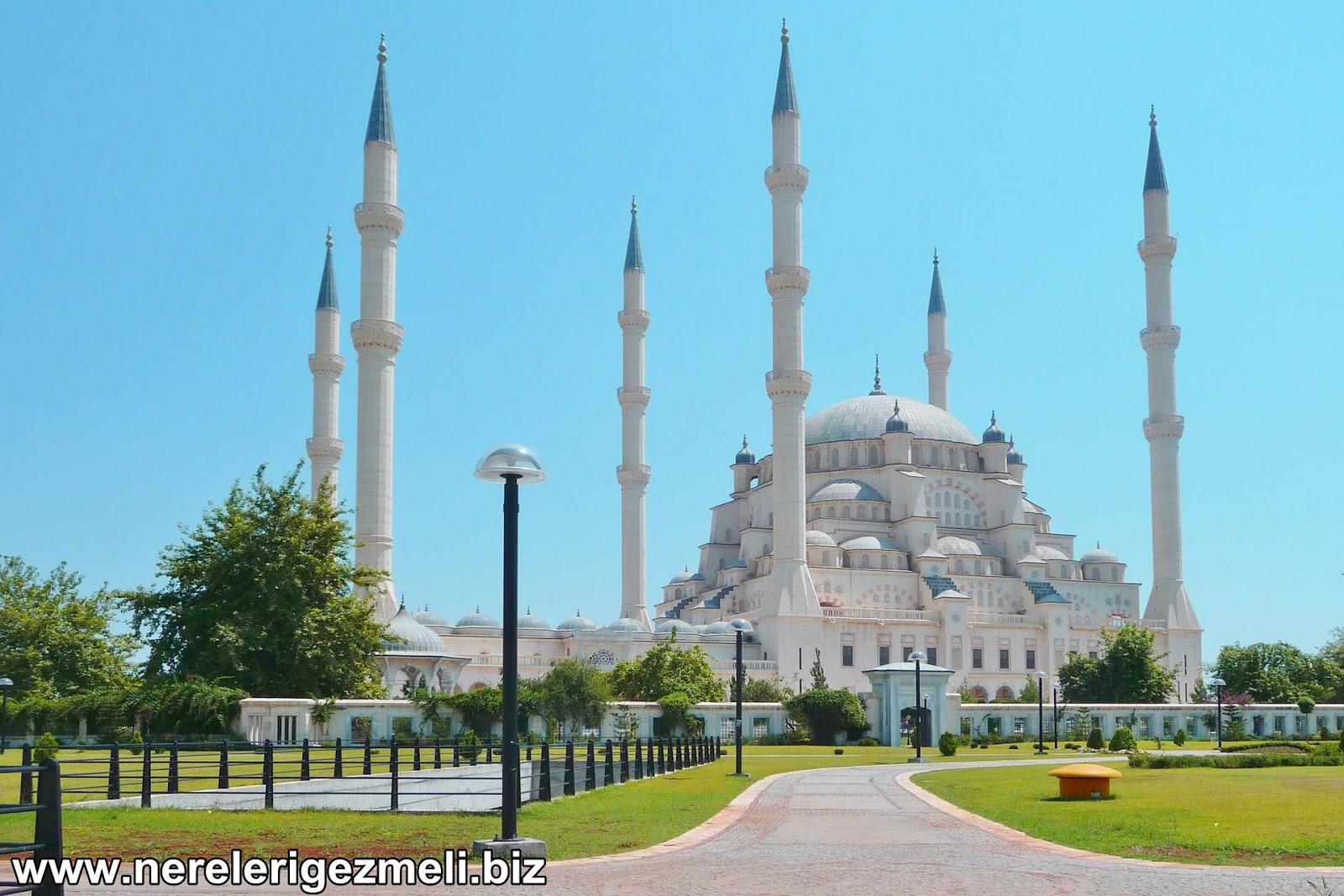 Adana Turkey  City pictures : Sabancı Camisi Adana Nereleri Gezmeli , Gezilecek yerler , Tarihi ...
