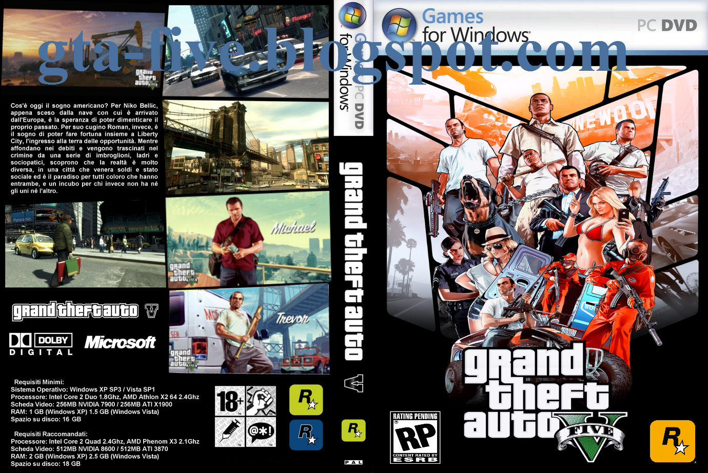 download grand theft auto 5 setup for pc