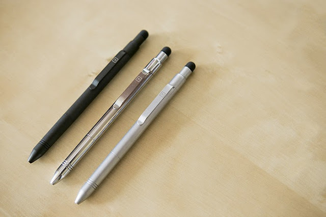 Must Have EDC Gear and Gadgets - Titanium Click Pens