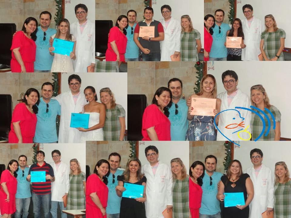 Entrega dos Certificados do Módulo IV/2013