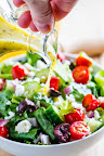 Greek Style Salad