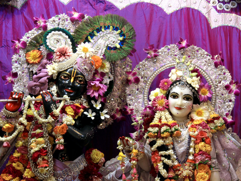 lord krishna at iskcon - photo #10