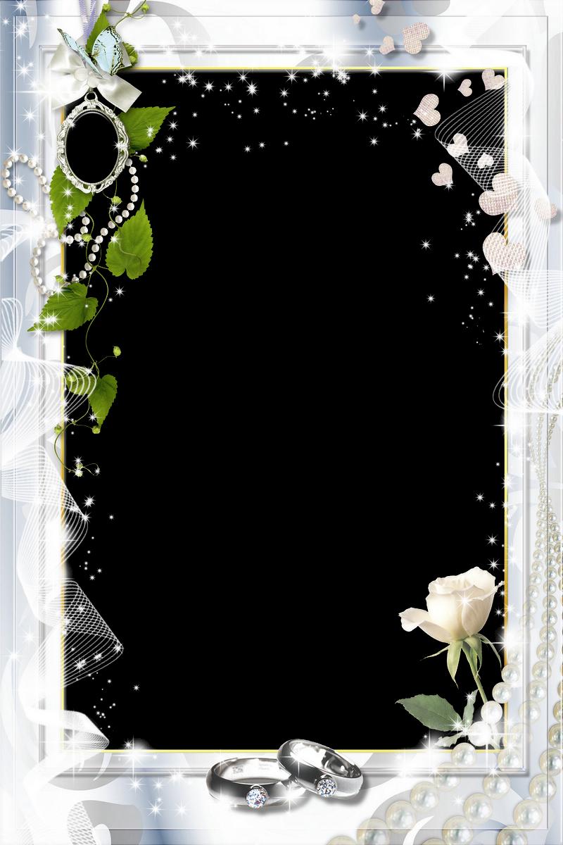 marco para novia