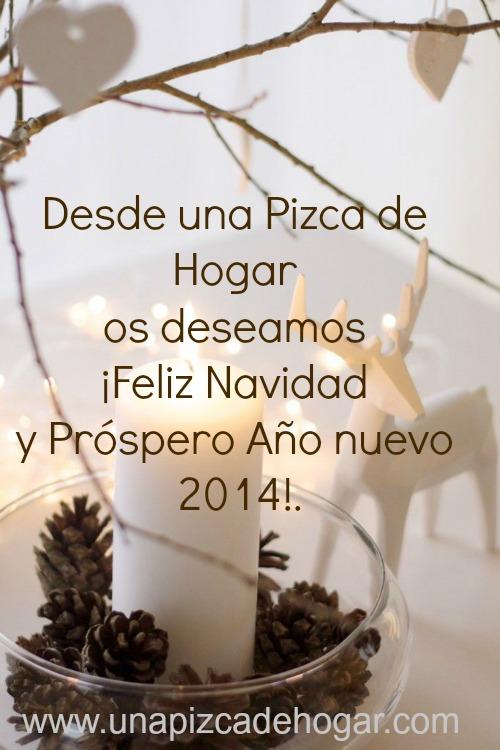 ¡Os deseo Feliz Navidad!
