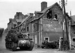 Carentan Normandy Band of Brothers