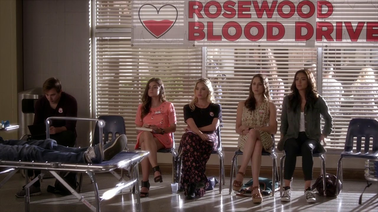 Blood Drive, PLL Out Damned Spot