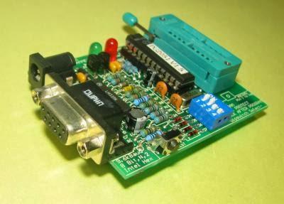Msp430 Serial Bootloader