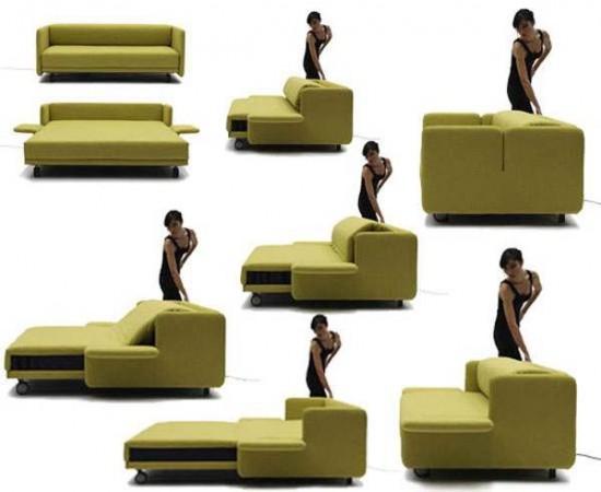 Amazing And Unusual Multifunctional Sofas Interesting