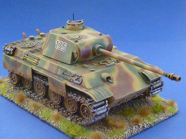 Char Panther Ausf.G de Solido 5