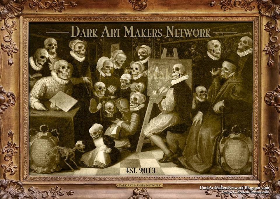 Dark Art Makers Network - D.A.M.N. Blog