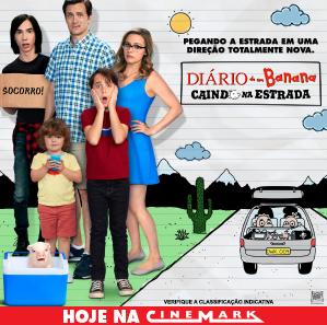EM EXIBIÇÃO NOS CINEMAS