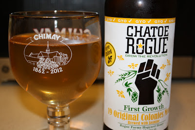 Chatoe Rogue 19 Original Colonies Mead