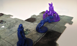 Legend of Drizzt Board Game Review drider