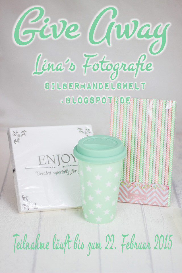Give Away bei Lina