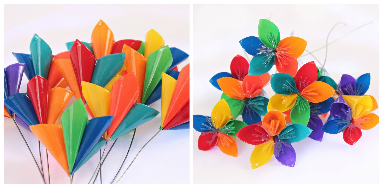 Mark montano paper flowers that last forever how to forever paper bouquet jeuxipadfo Gallery