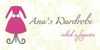 Ana's wardrobe