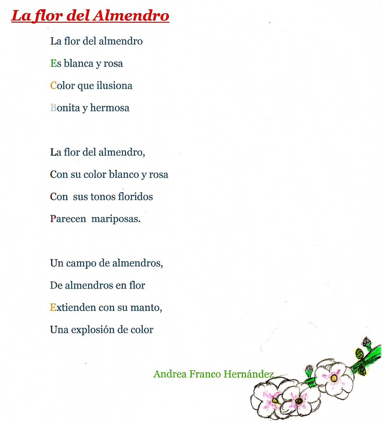 Poemas Para Ninos De Primaria