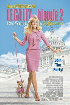 Una rubia muy legal 2<br><span class='font12 dBlock'><i>(Legally Blonde 2: Red, White & Blonde)</i></span>