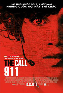 The Call 911 2013 poster