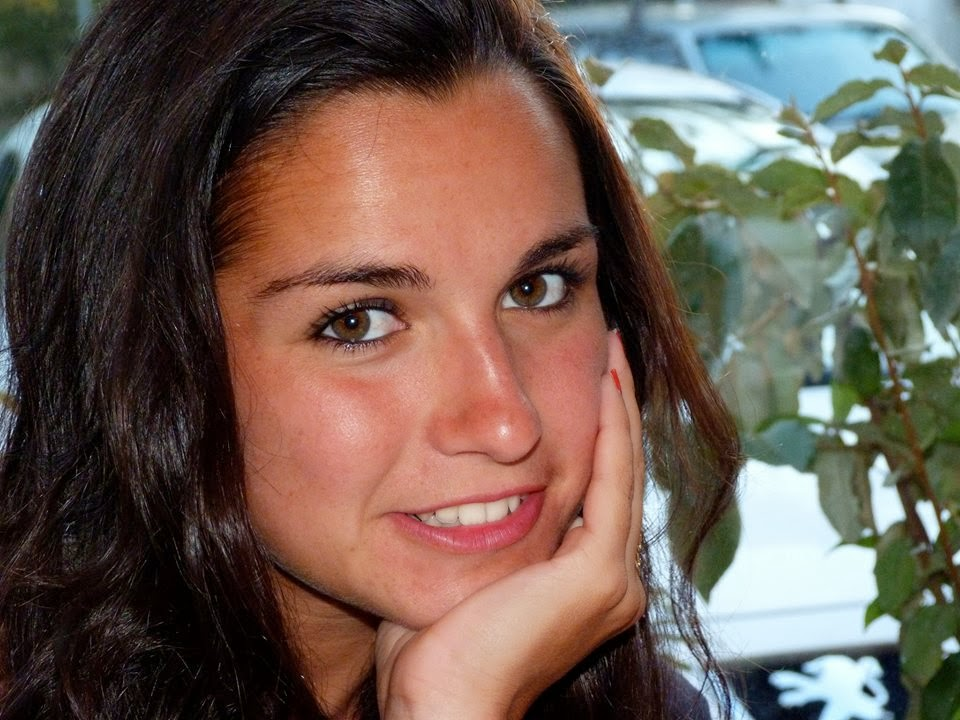 hot female tennis player