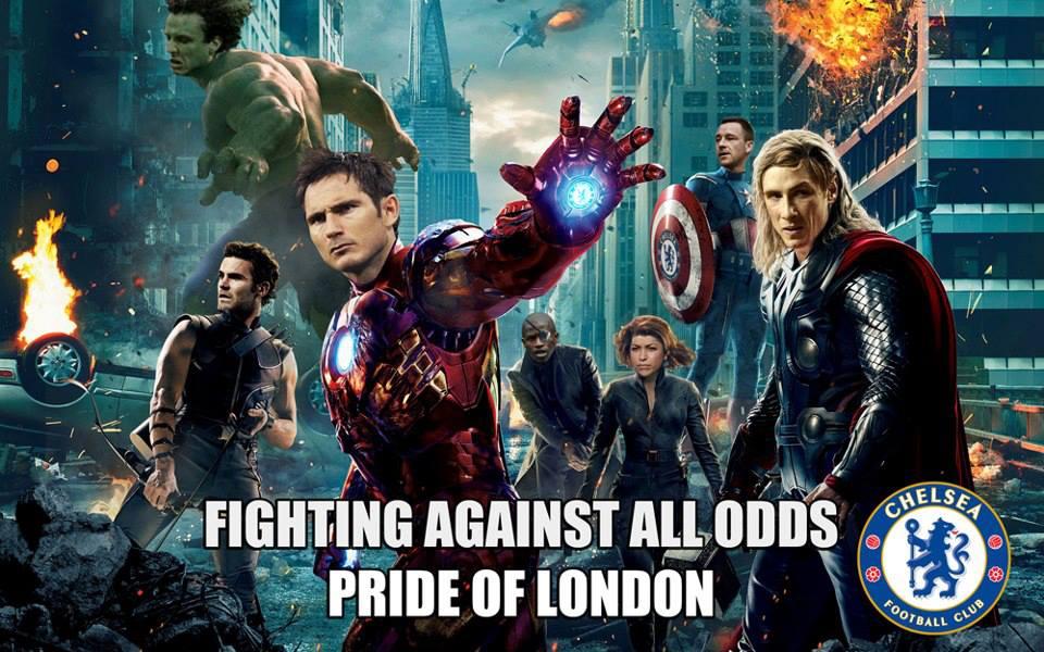 pride against odds