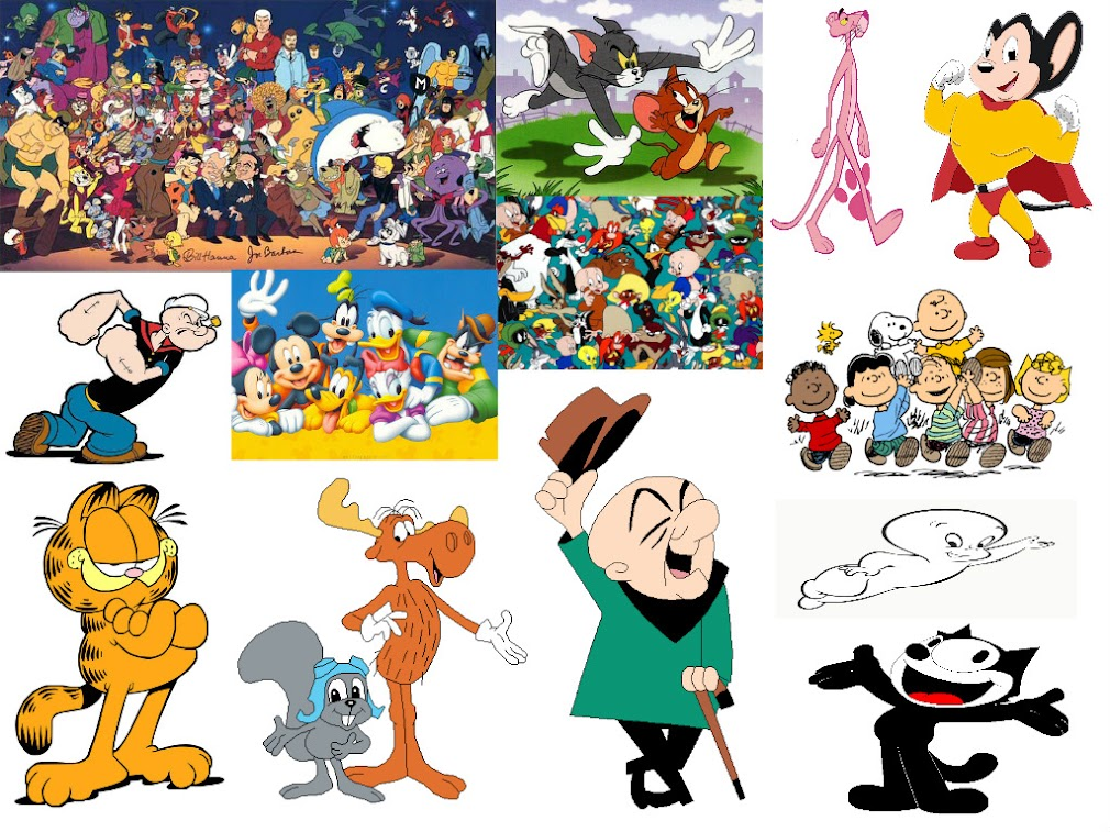 I cartoni animati sono migliori e gli anime fanno schifo