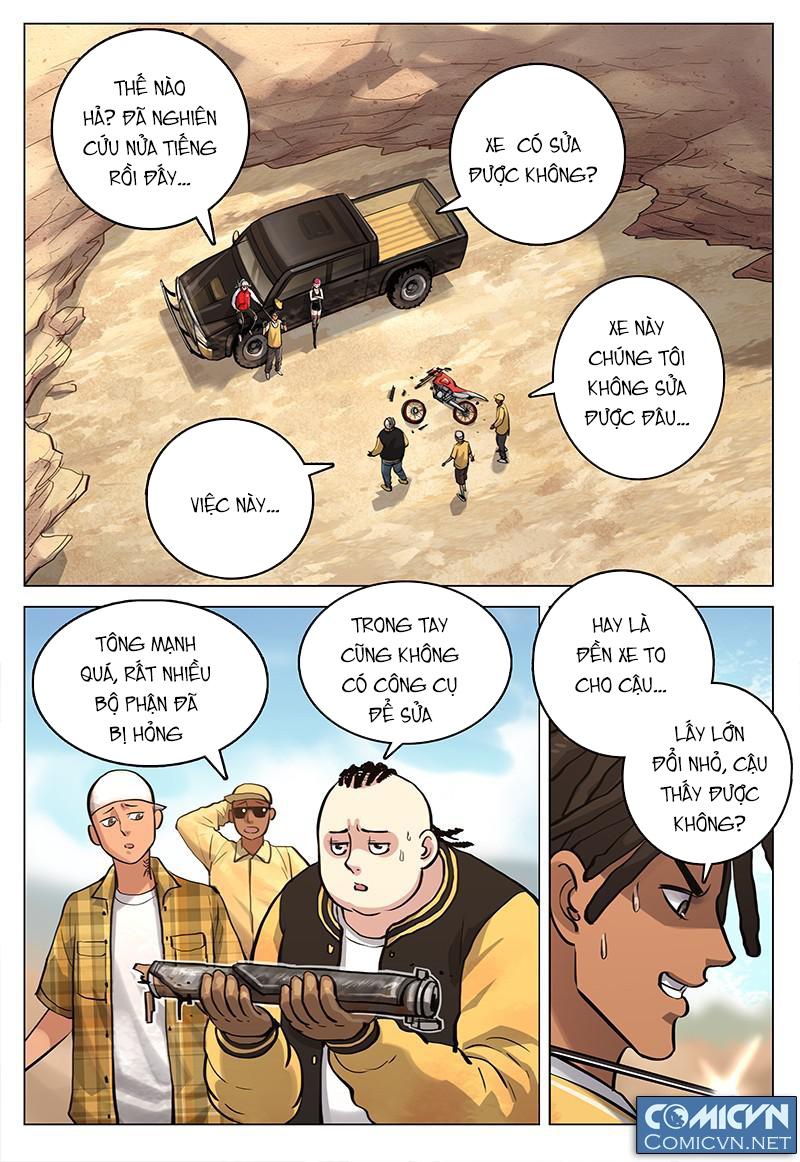 Cực Hạn Chi Địa Chapter 10 - Hamtruyen.vn