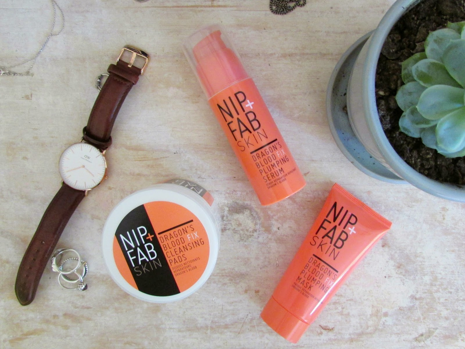 nip+fab, nib fab dragons blood fix