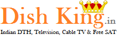 DishKing.in - Updates of Satellite TV Channels