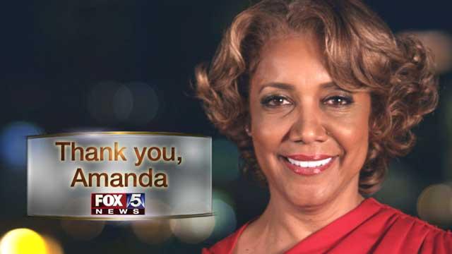 celebrity news amanda davis announces about her