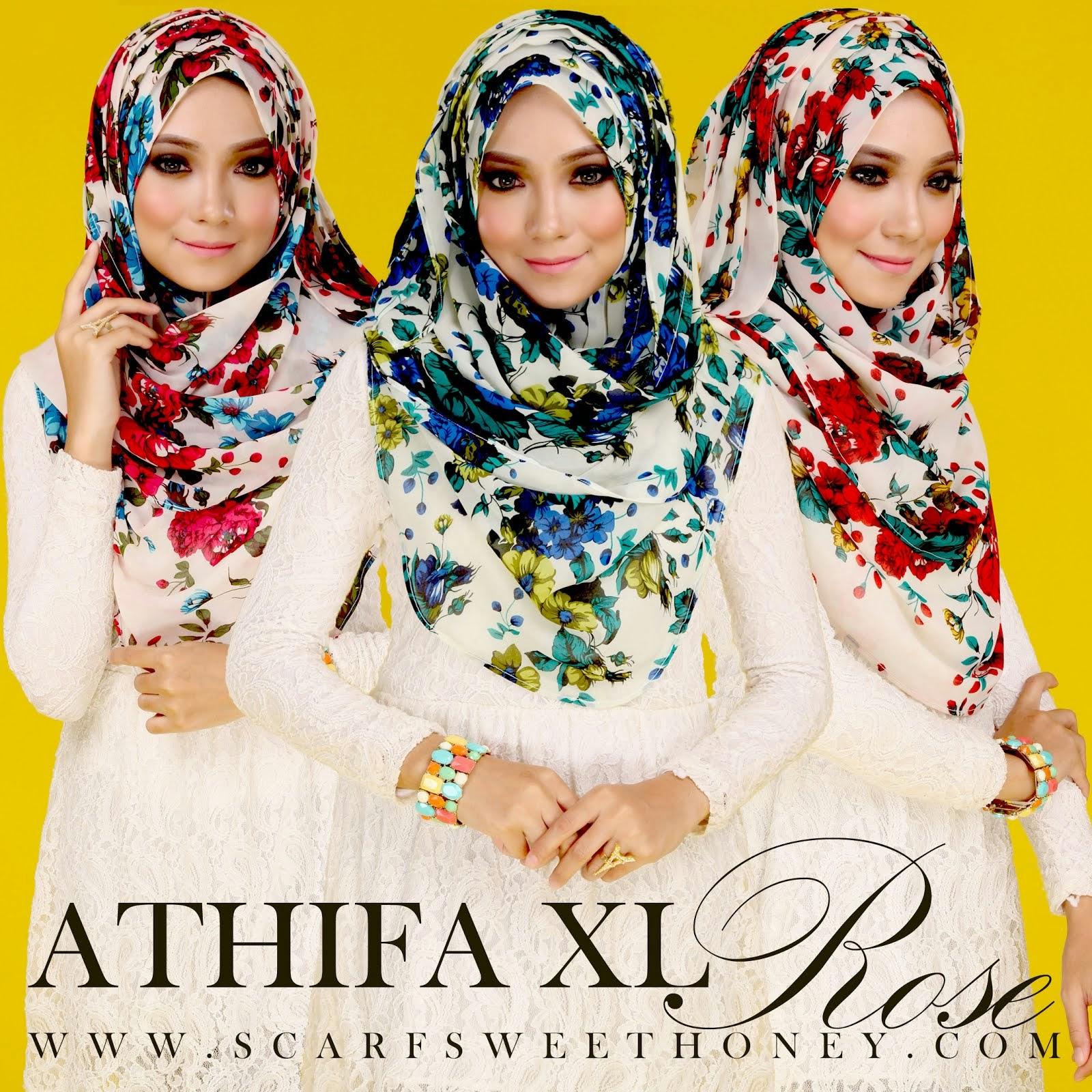 ATHIFA Rose
