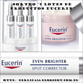 "Sorteo ""5 Lote de Productos de Eucern"""