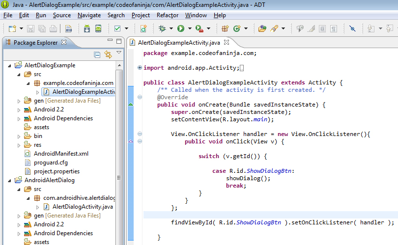 Install Android Development Environment - Android Eclipse Coding