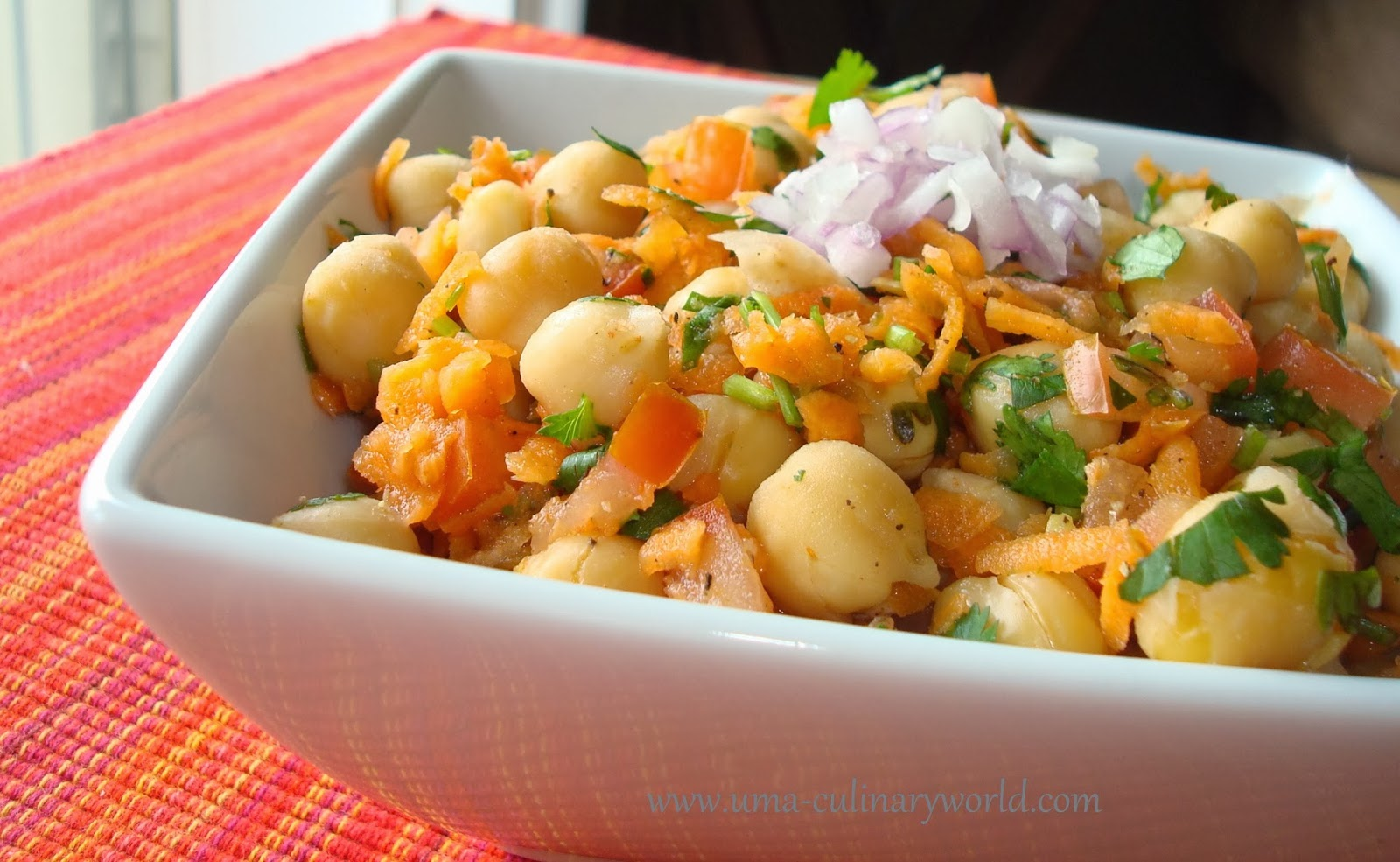 how to cook chana without soaking