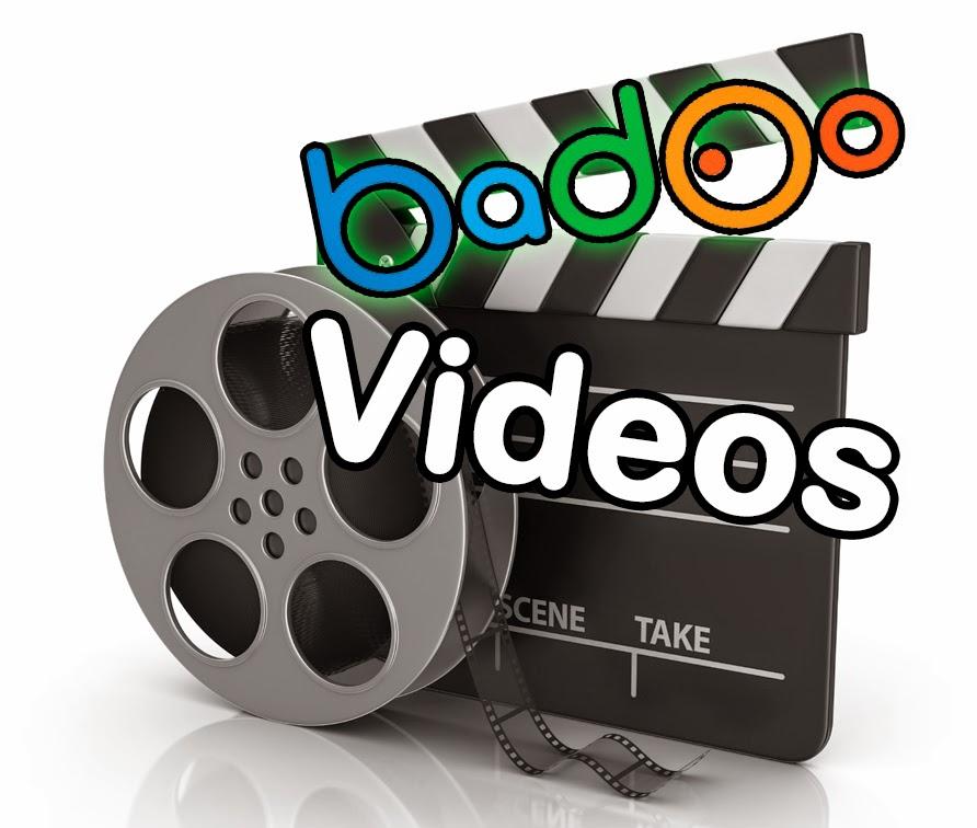 cargar videos badoo