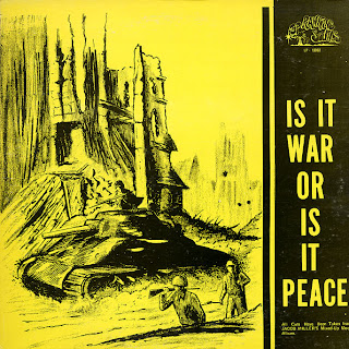 Fatman Riddim Section - Is It War Or Is It Peace