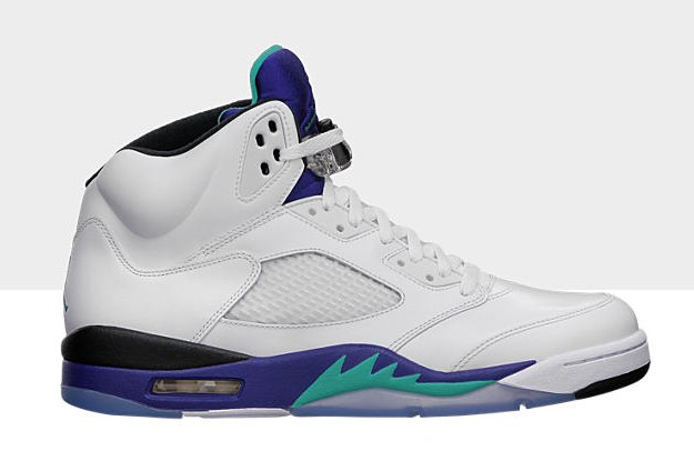 Nike Air Jordan 5 Grape