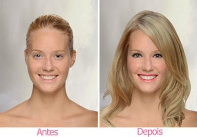 Maquiagem Virtual - Taaz
