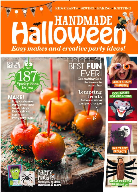 hungry halloween featuring movie monster munchies bewitched buffet and dead mans diner was to have my recipes featured in a national magazine - Halloween Magazines