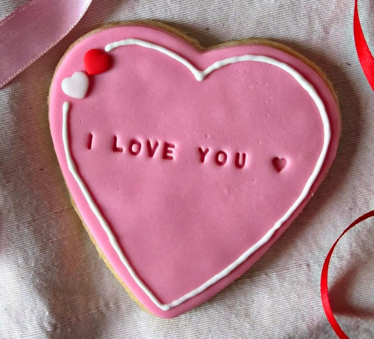 Valentine Ideas With LOVE COOKIES Recipes