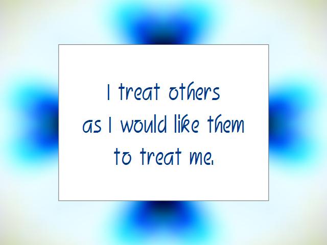 RESPECT affirmation