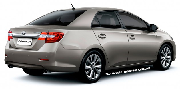 Should We Expect the All-New Toyota Corolla by 2014?