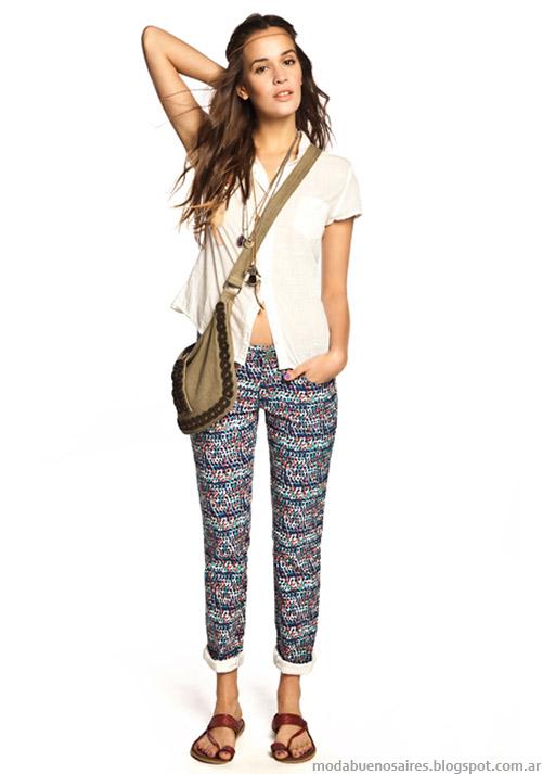 Pantalones de moda primavera verano 2015 Try Me.