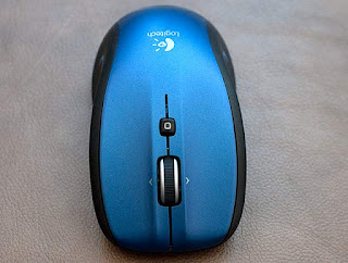 Logitech mouse connectivity