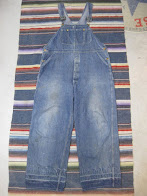 画像①              30's Lee               HOUSE-MARK TAG                 DENIM OVERALL