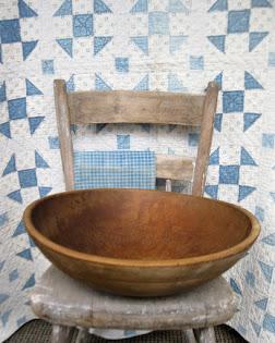 big old dough bowl