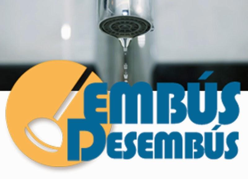 Logotipo de Embús Desembús