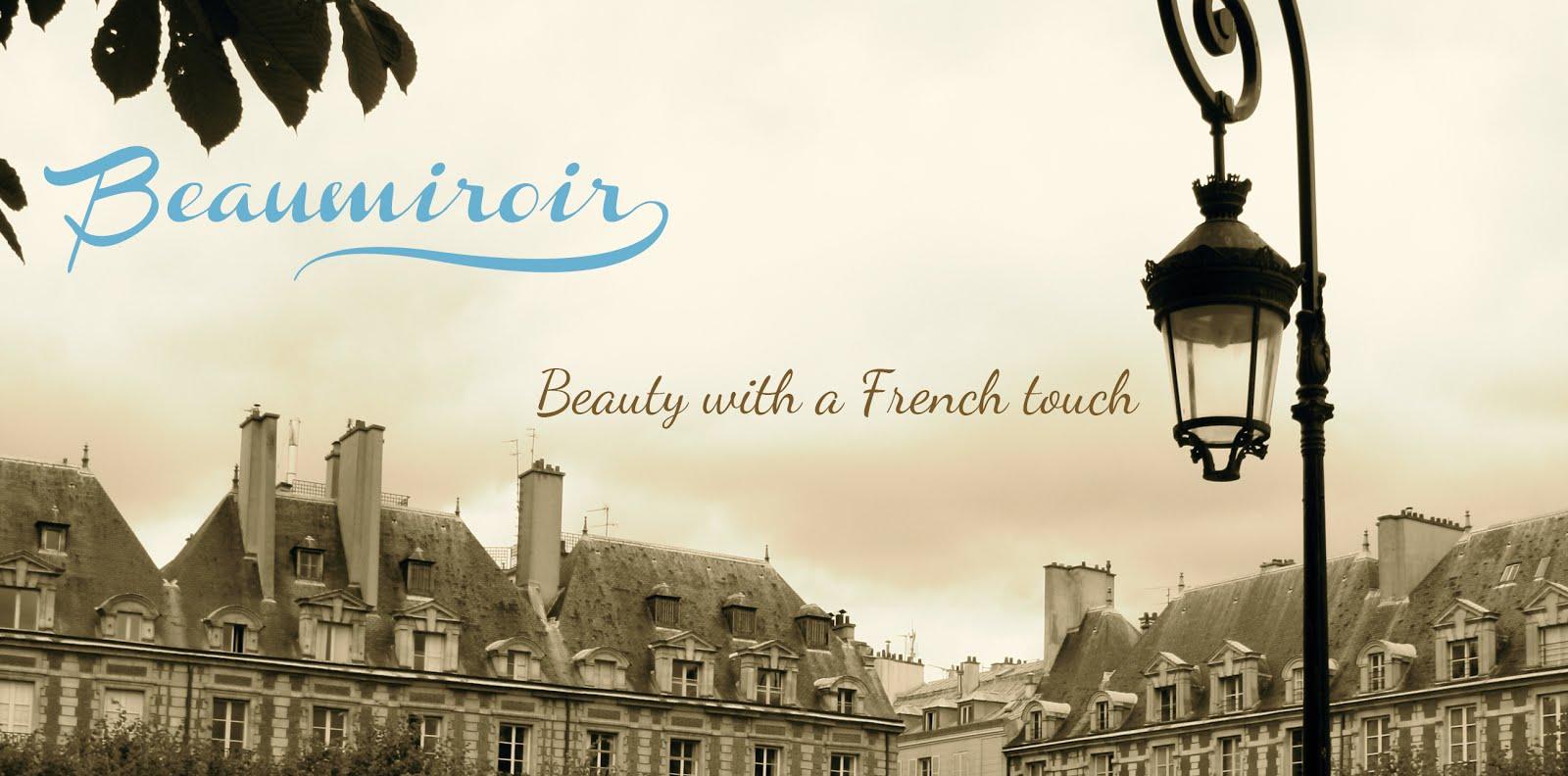 Beaumiroir - French Beauty Blog