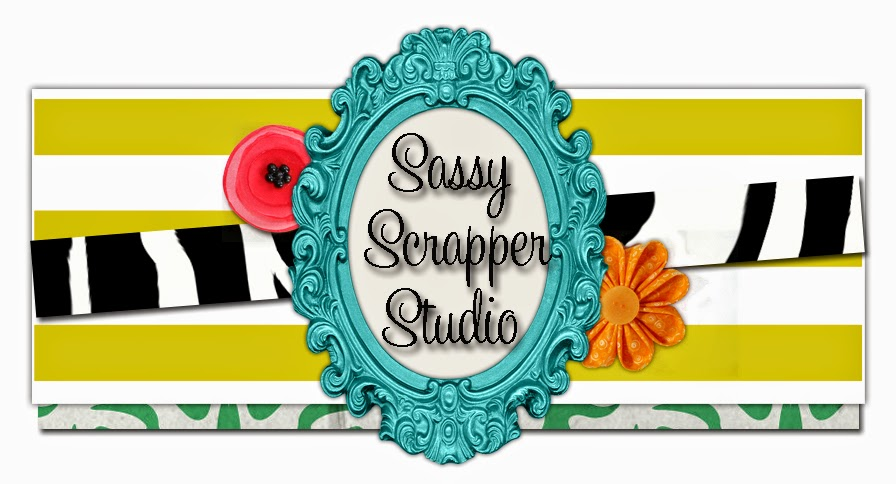 Sassy Scrapper Studio